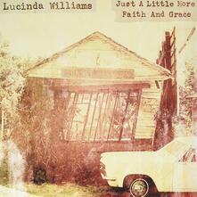 Just A Little More Faith - Vinile LP di Lucinda Williams