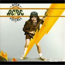 High Voltage - CD Audio di AC/DC