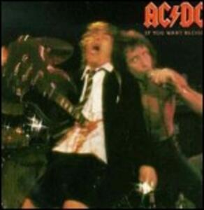 If You Want Blood You Got it - Vinile LP di AC/DC