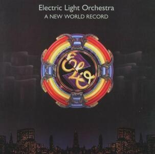 A New World Record - CD Audio di Electric Light Orchestra