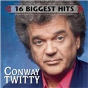 16 Biggest Hits - CD Audio di Conway Twitty