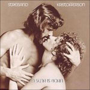 A Star Is Born - CD Audio di Barbra Streisand