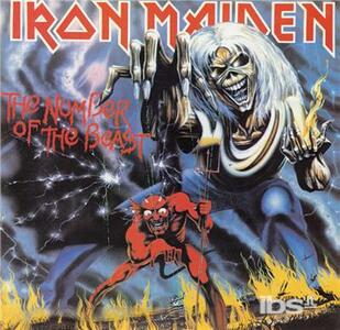 Number Of The Beast - CD Audio di Iron Maiden
