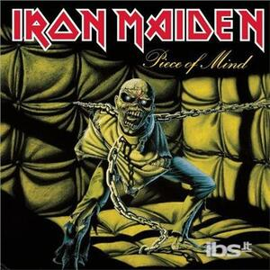 Piece Of Mind - CD Audio di Iron Maiden