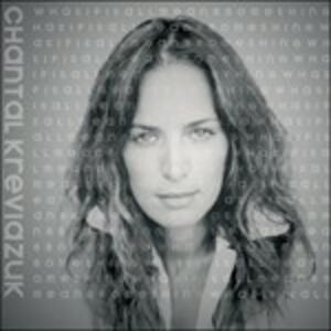 What if it All Means Some - CD Audio di Chantal Kreviazuk