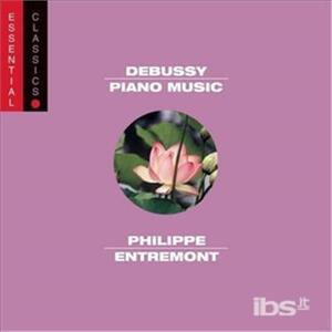 Piano Music. Essential - CD Audio di Claude Debussy