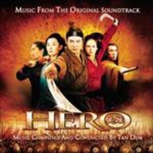 Hero (Score) (Colonna Sonora) - CD Audio