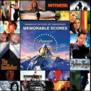 Paramount 90th - CD Audio