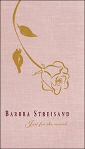 Just for the Record - CD Audio di Barbra Streisand