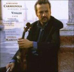 Late Concerti per Violino - CD Audio di Antonio Vivaldi