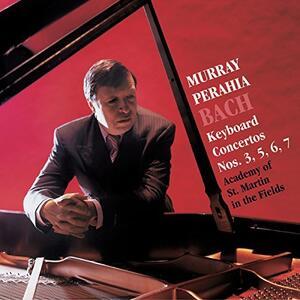 Keyboard Concertos 3 5.. - CD Audio di Johann Sebastian Bach