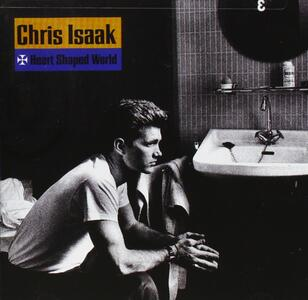 Heart Shaped World - CD Audio di Chris Isaak