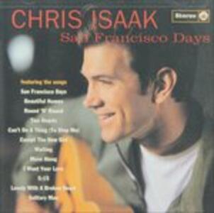 San Francisco - CD Audio di Chris Isaak