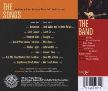 Greatest Hits Live - CD Audio di Boz Scaggs - 2