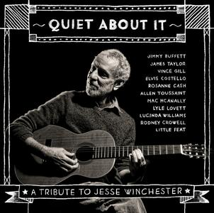 Quiet About it. Tribute to Jesse Winchester - CD Audio