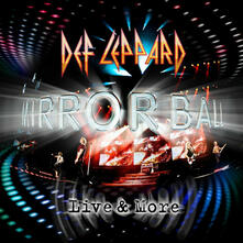 Mirrorball - Vinile LP di Def Leppard