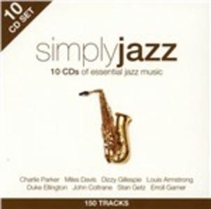Simply Jazz - CD Audio