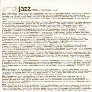 Simply Jazz - CD Audio - 2