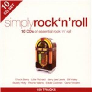 Simply Rock N Roll - CD Audio