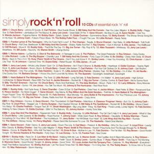 Simply Rock N Roll - CD Audio - 2