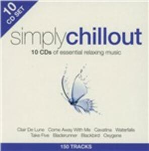 Simply Chillout - CD Audio