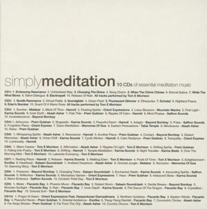 Simply Meditation - CD Audio - 2