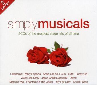 Simply Musicals - CD Audio