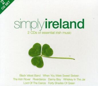 Simply Ireland - CD Audio