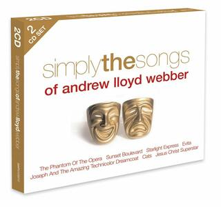 Simply the Songs of - CD Audio