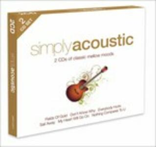 Simply Acoustic - CD Audio