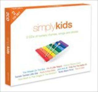 Simply Kids - CD Audio