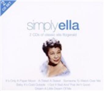 Simply Ella - CD Audio di Ella Fitzgerald