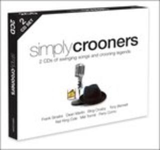 Simply Crooners - CD Audio