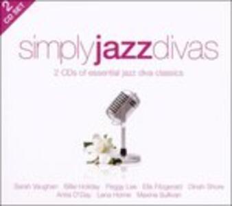 Simply Jazz Divas - CD Audio