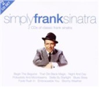 Simply Frank Sinatra - CD Audio di Frank Sinatra