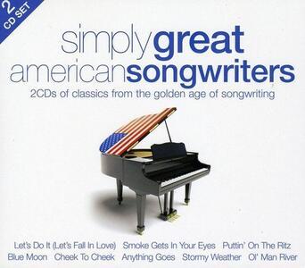 Simply Great American - CD Audio