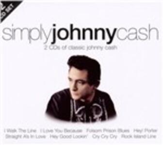 Simply Johnny Cash - CD Audio di Johnny Cash