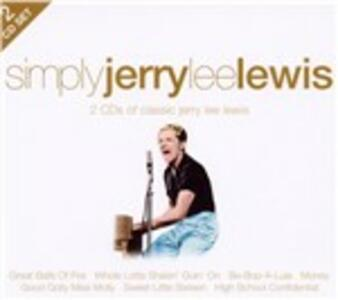 Simply Jerry Lee Lewis - CD Audio di Jerry Lee Lewis