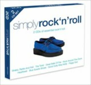 Simply Rock 'n' Roll - CD Audio