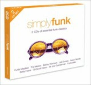 Simply Funk - CD Audio