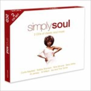 Simply Soul - CD Audio