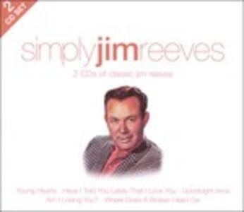 Simply Jim Reeves - CD Audio di Jim Reeves