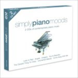 Simply Piano Moods - CD Audio