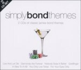 Simply Bond Themes (Colonna Sonora) - CD Audio