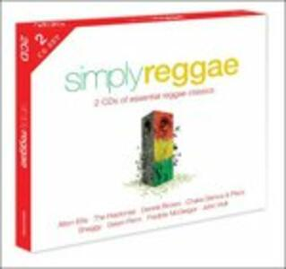 Simply Reggae - CD Audio