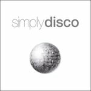 Simply Disco - CD Audio