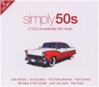 Simply 50s - CD Audio