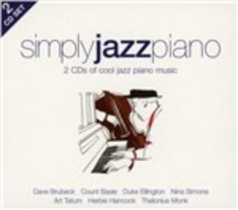 Simply Jazz Piano - CD Audio