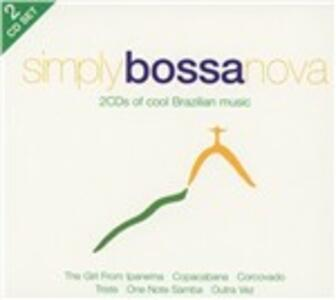 Simply Bossa Nova - CD Audio