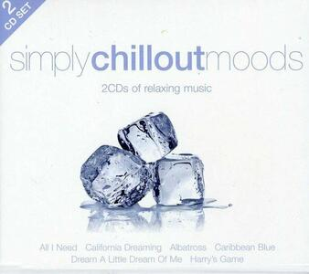 Simply Chillout Moods - CD Audio
